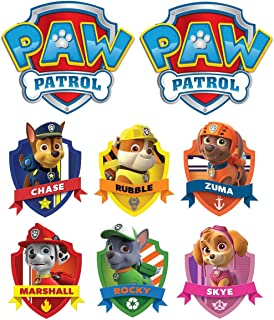 Amazon Com Paw Patrol Group Skye Rocky Rubble Chase