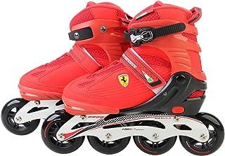 Ferrari Skate Inline Set fk13 Rouge Rouge 523523596
