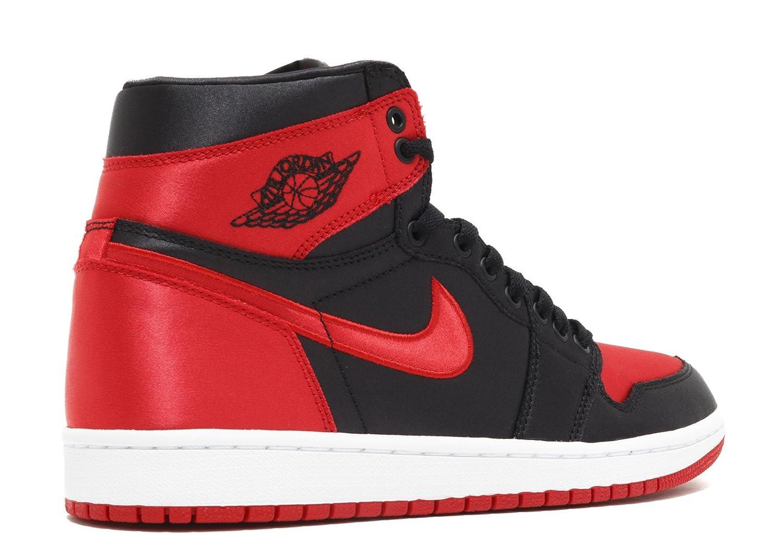 sneakers for cheap dbb09 09ddb Nike AIR Jordan 1 Retro HIGH OG SE  Satin  - 917359-001 - Size 12   Amazon.ca  Shoes   Handbags