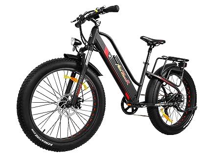 Electric Commuter Bike >> Amazon Com Addmotor Motan 500w Step Thru Electric Commuter Bike 26