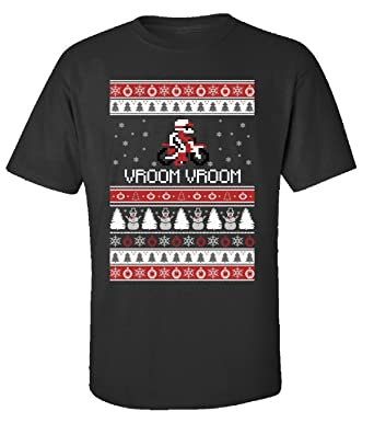 Amazoncom 80 S Video Game Ugly Christmas Sweater Adult Shirt