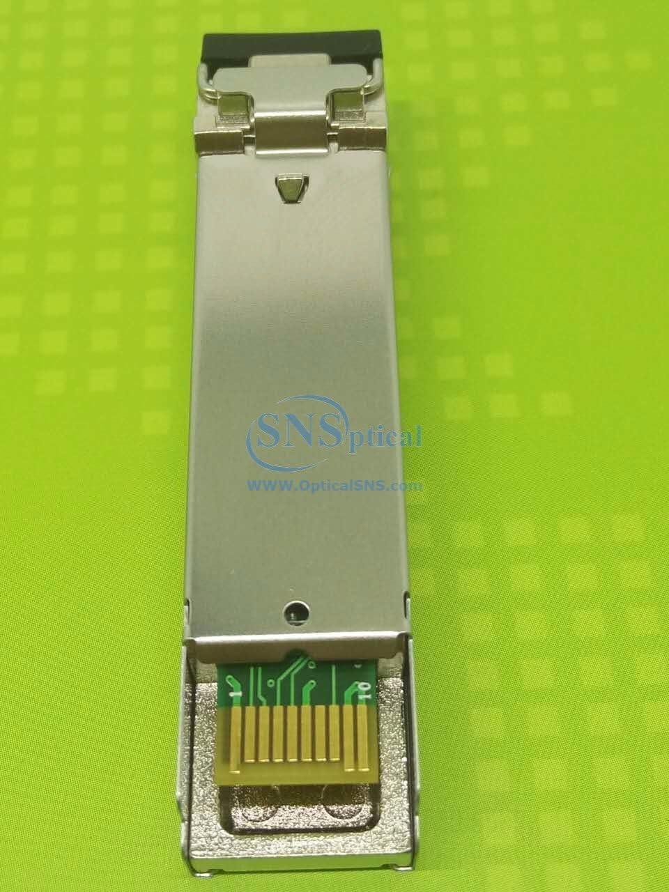 SnS E1MG-100FX-LR Compatible with E1MG-100FX-LR 155M//OC3 SFP 40km SMF Transceiver Module