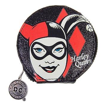 Monedero Oficial de DC Comics Originales Harley Quinn Retro Coin: Amazon.es: Equipaje