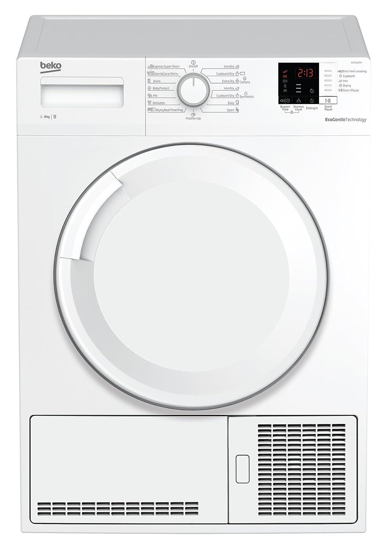Beko DCU 7330 N blanco Kondenstrockner, B, 7kg: Amazon.es ...
