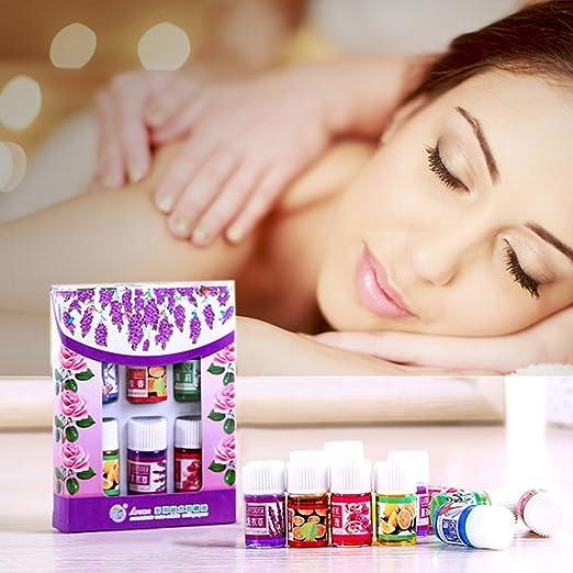 Gracefulvara 6Pcs Aromatherapy...