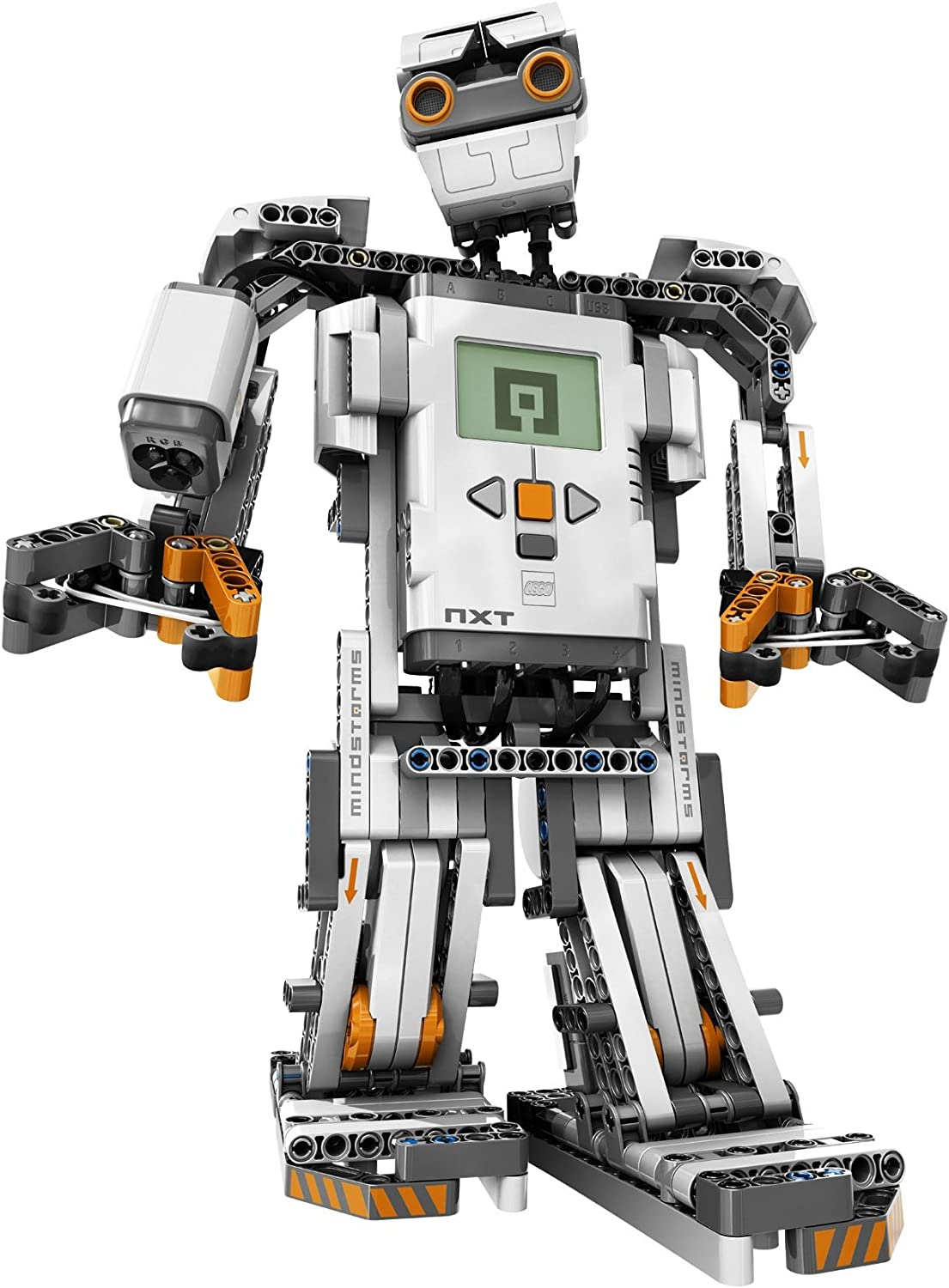 Amazon Com Lego Mindstorms Nxt 2 0 8547 Discontinued By Manufacturer Toys Games