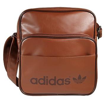 adidas Originals AC Sir Airliner Retro Shoulder Bag - Auburn  Amazon.co.uk   Sports   Outdoors fcb3c020953a0