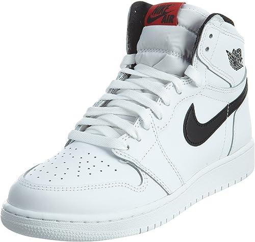 Nike Air Jordan 1 Retro High og bg, Scarpe da Basket Uomo  EpAPb7