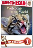 ZooBorns Ready-to-Read Value Pack: Welcome to the World, ZooBorns!; I Love You, ZooBorns!; Hello, Mommy ZooBorns…