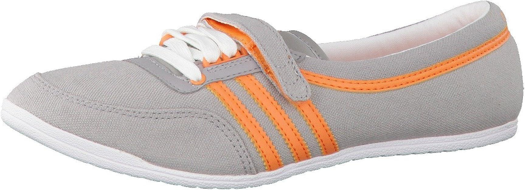 adidas Originals Concord Round, Zapatillas para Mujer, Aluminium/St Tropic Melon S14/Running White, 43.3333333333 EU: Amazon.es: Zapatos y complementos