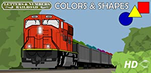 Colors and Shapes Railroad HD by StudioWitte