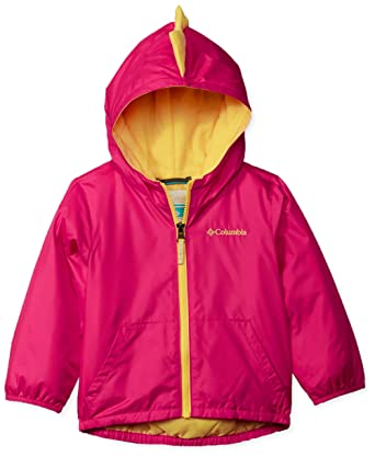 ec9bb5a68 Amazon.com  Columbia Girls  Kitterwibbit Jacket  Clothing