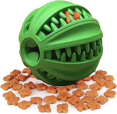 Juguete para perro, dispensador interactivo de goma, juguete para ...