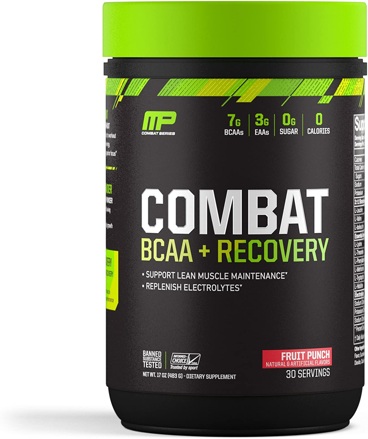MusclePharm Combat BCAA Post-Workout Recovery