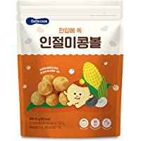 BeBecook My First Yummy Corn Balls ,Original, 25 g