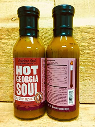 Amazon Com Southern Soul Barbeque Bbq Sauce Award Winning Bbq