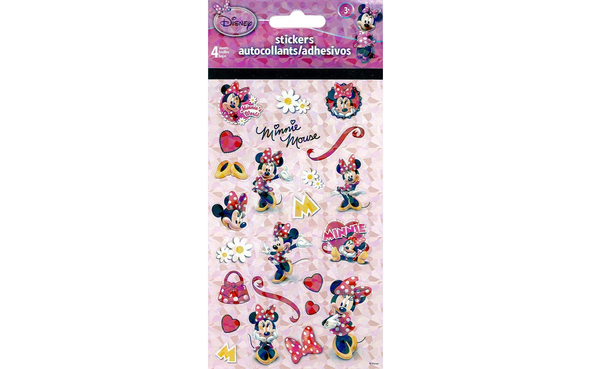 Sandylion STSTD4SH Minnie Mouse