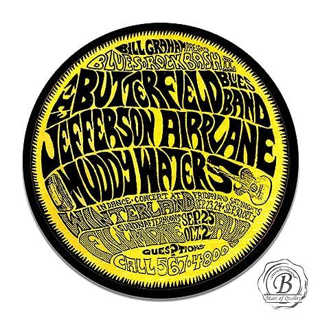 Amazon.com: Jefferson Airplane Bill Graham Blues Rock Bash ...