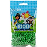 Perler 80-19080 Beads Green/Bright Green Bag