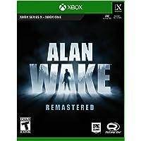 Alan Wake Remastered Xbx - Standard Edition - Xbox Series X