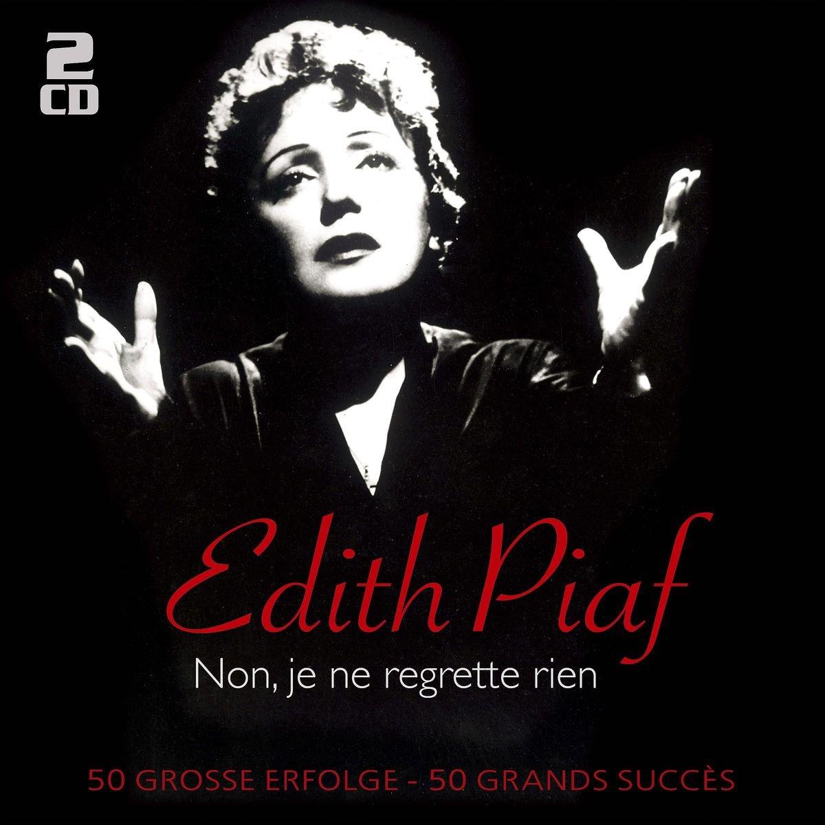 Piaf Edith Non Je Ne Regrette Rien Music