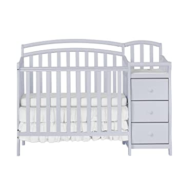 Dream On Me Dream On Me Casco 4-in-1 Mini Crib and Changing