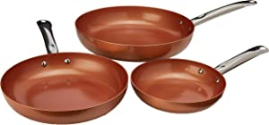 Copper-Chef-Round-Pan-3-Pack-8/10/12