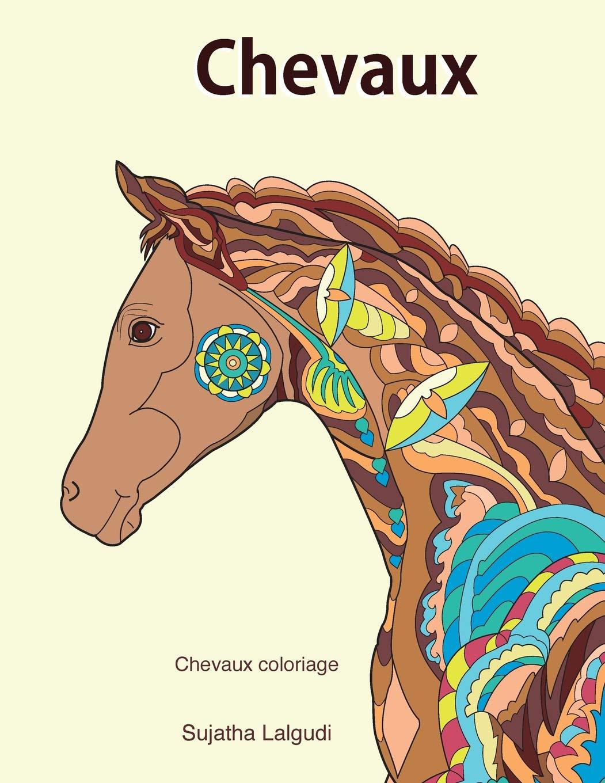 Coloriage Cheval Zen.Amazon Fr Chevaux Coloriage Chevaux Les Chevaux Les