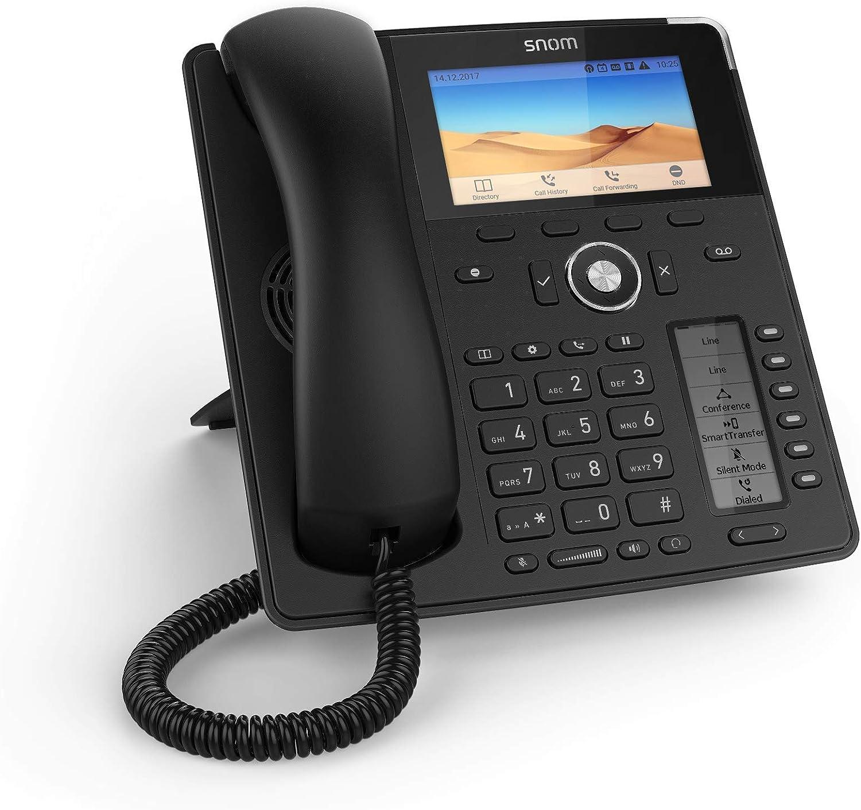 Snom D785 Ip Telefon Sip Tischtelefon Farbe Elektronik