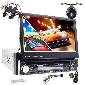 Estéreo del automóvil de FoIIoW / Moniceiver / Naviceiver Navegador GPS NAVI Bluetooth Pantalla táctil de