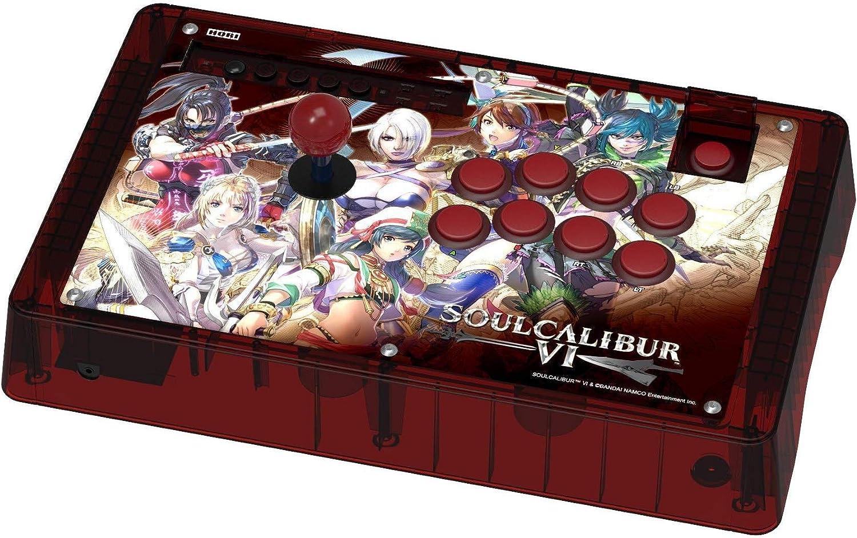 Hori - Real Arcade Pro Soulcalibur VI (Xbox One, PC): Amazon.es: Videojuegos