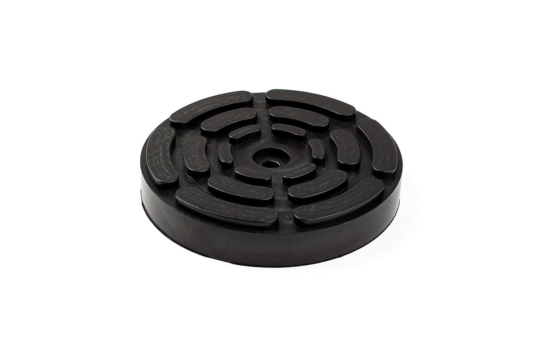 4/pezzi di gomma Cuscino per ponte sollevatore Zippo gomma piatto senza piastra in acciaio
