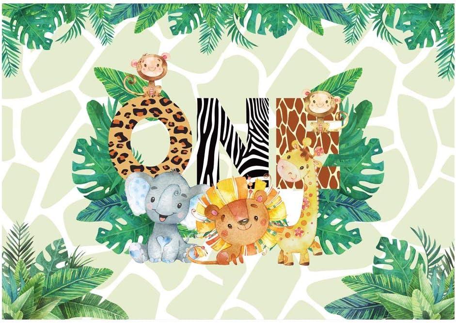 Allenjoy Wild One Hintergrund Für Baby 1 Geburtstag Kamera