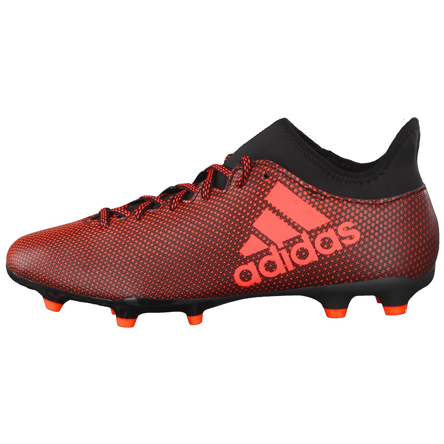 dd4df83df7e5 adidas Men s X 17.3 Fg Football Boots Black Size  13 UK  Amazon.co ...