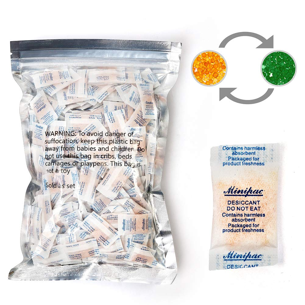 Directly from pharmacy to me Stays sealed 250 count Assorted  Brands Silica Air Absorbing packs Satisfaction guaranteed!