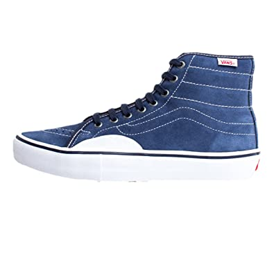 40d48f158e AV Classic High Pro (12) Navy White