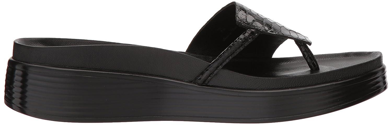 Donald J Pliner Women's N Fifi19 Slide Sandal B0756GG8JX 7 N Women's US|Black b07f40