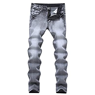 Adelina Pantalones Vaqueros De Los Hombres De Jeans Moda De ...