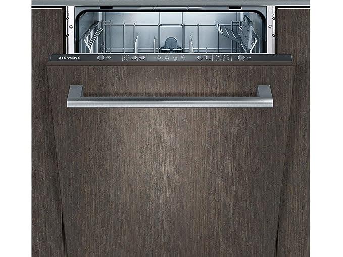 Siemens SN64D004EU lavavajilla - Lavavajillas (Rojo, A +, 1.02 kWh ...