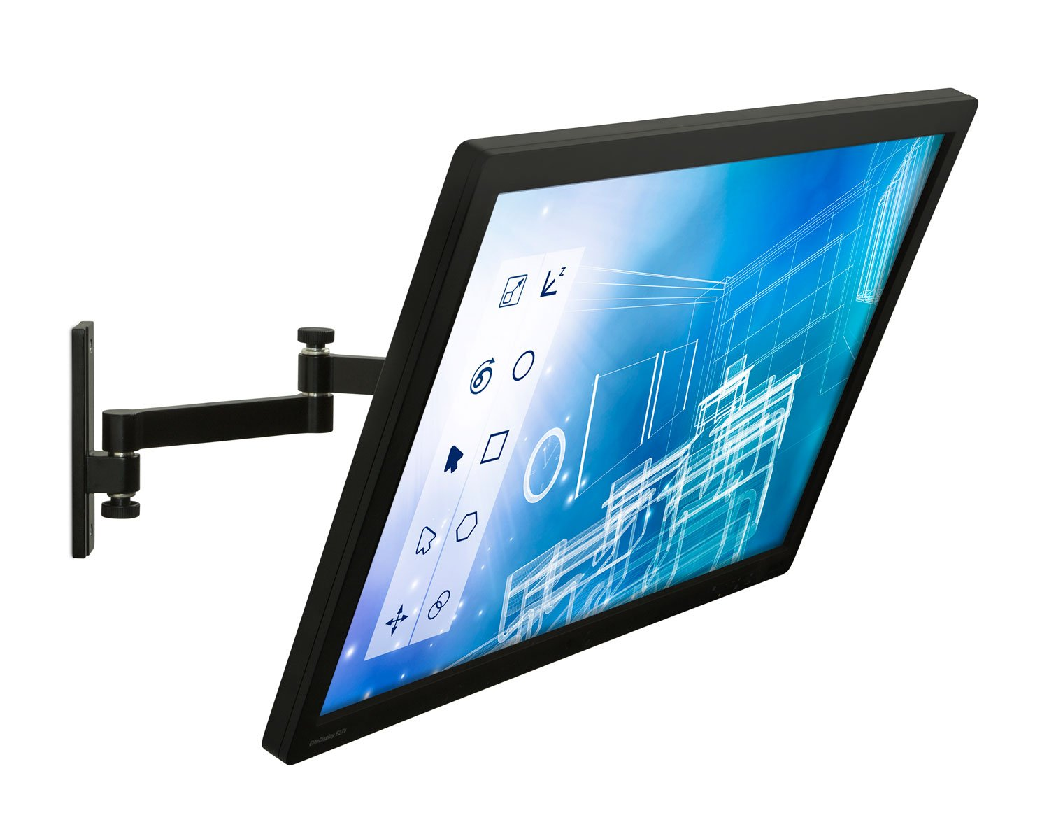 Mount It Mi 404 Computer Monitor Wall Mount Arm Full