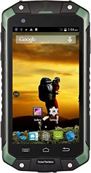 Dax-Hub, Teléfono móvil de diseño militar, Nivel de Resistencia 3 ...