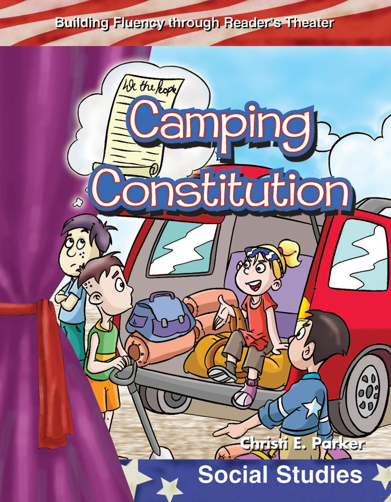 Download Camping Constitution: My Country (Building Fluency Through Reader's Theater) pdf epub