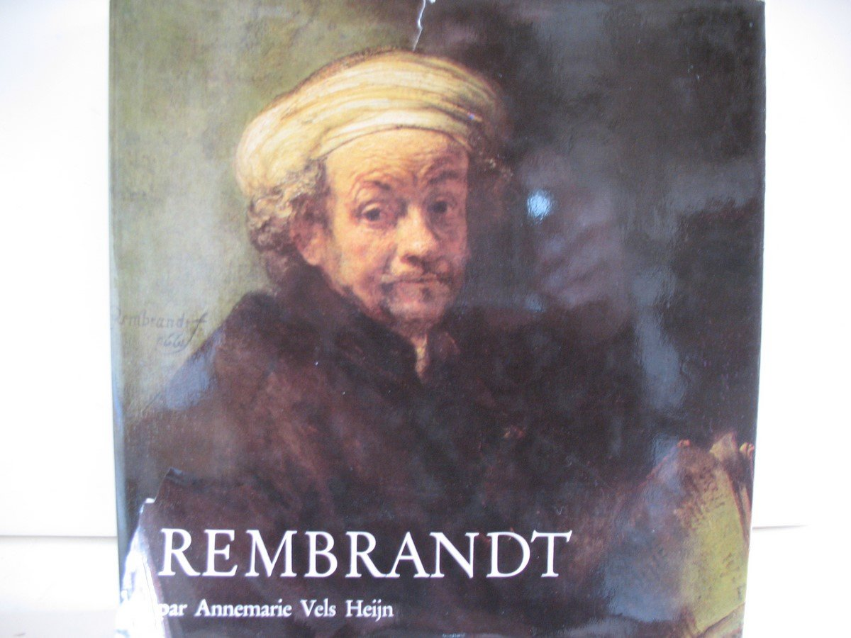 rembrandt the little art book