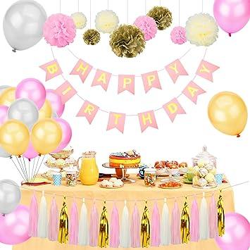 amazon sugoiti birthday party decorations happy birthday banner