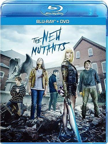 ニュー・ミュータント ブルーレイ+DVDセット[Blu-ray]