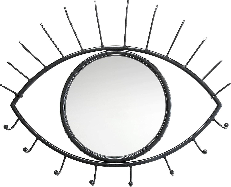 KARE Appendiabiti da Parete a Specchio Taglia Unica