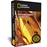 National Geographic Amber Exploration Science Kit