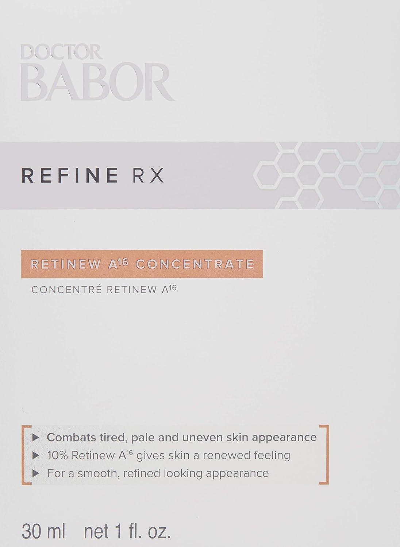 Amazon com: DOCTOR BABOR REFINE RX A16 Concentrate 1 oz