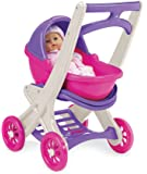 American Plastic Toy On the Go Stroller