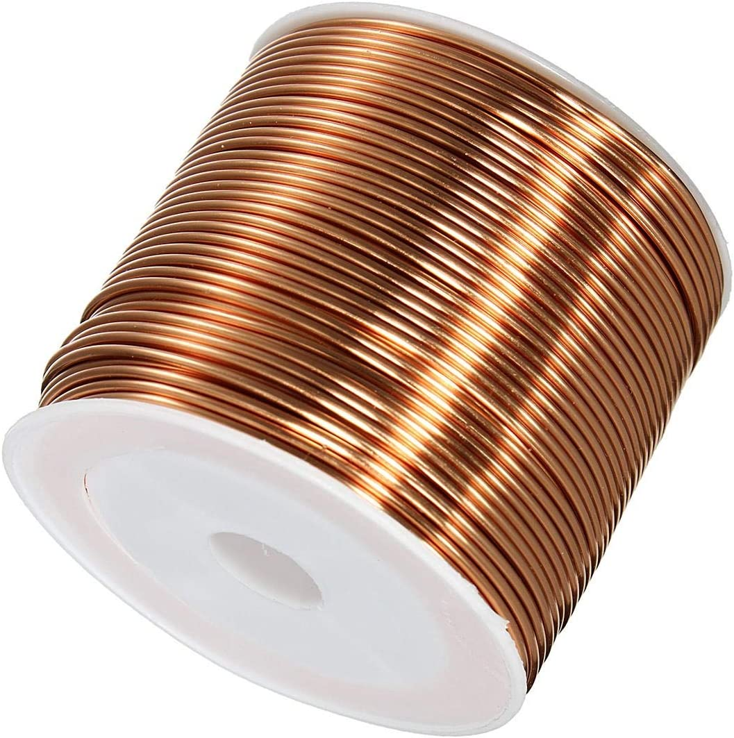13602 Fil de cuivre de 2 /à 100 m /Ø 0,7-2 mm Cu 99,9/% EN 13602//cu-etp1